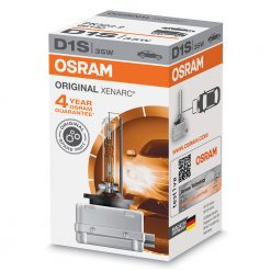 osram D1S Original xenonova vybojky 66140