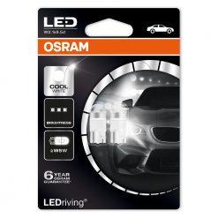 osram W5W LED 2850CW 6000K