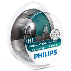 philips H1 x-treme vision 12258XVS2