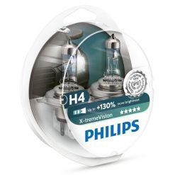 philips H4 x-treme vision H4