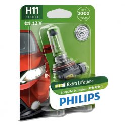 philips H11 long life ecovision