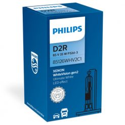 philips D2R white vision
