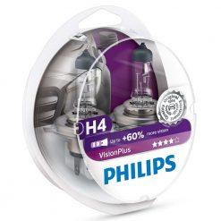 philips vision plus H4