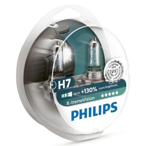 philips-H7-xtreme-vision-12972XVS2
