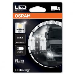 Osram LEDriving Premium 2824WW W5W 24V 4000K