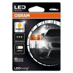 osram 2855YE LED W5W amber