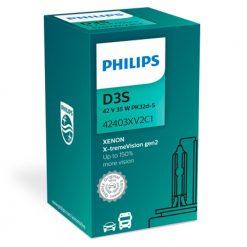 philips D3S x-treme vision xenonova vybojka