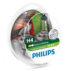 philips H4 long life ecovision 12342LLECOS2