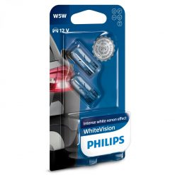 philips WhiteVision W5W 12961NBVB2