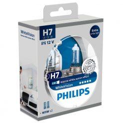 philips H7 white vision