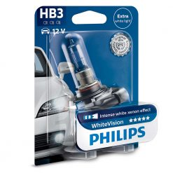 philips HB3 white vision