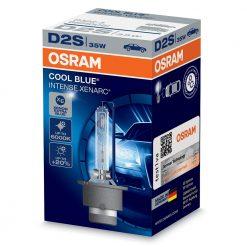 Osram D2S Cool Blue Intense xenonova vybojka 66140CBI 6000K