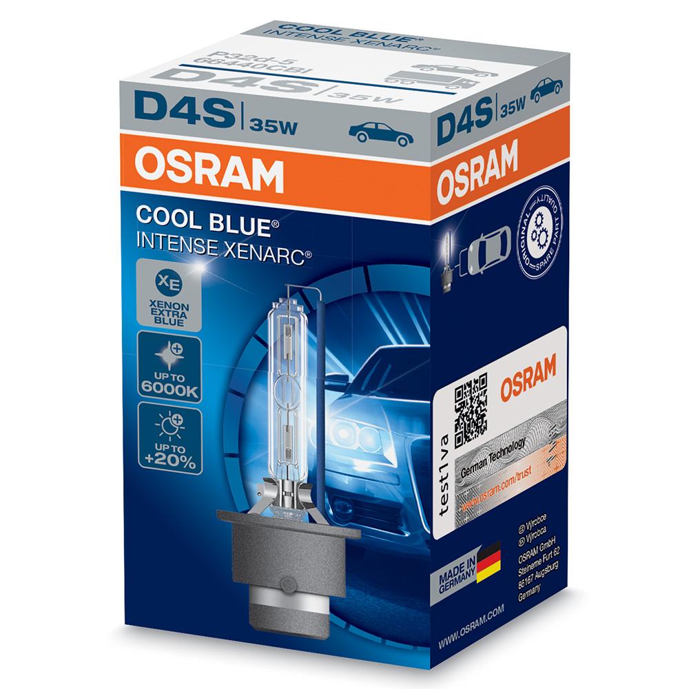 osram cool blue intense d4s 66440cbi xen nov v bojka. Black Bedroom Furniture Sets. Home Design Ideas