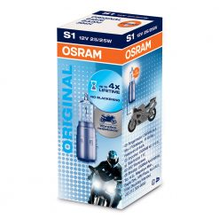 OSRAM ORIGINAL LINE S1 64326