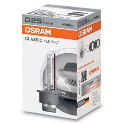 osram D2S classic xenonova vybojka 66240CLC