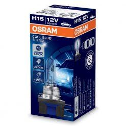osram H15 cool blue intense 64176CBI