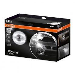 Osram LED hmlove denne svetla LEDRIVING FOG103-SR silver edition