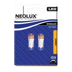 Neolux LED NT10YL duoblister oranžová