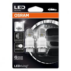 Osram 3557CW-02B Cool White P27/7W