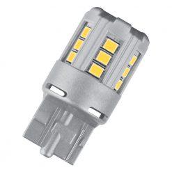 Osram 7456CW-02B BA15s Cool White P21W Standard LED
