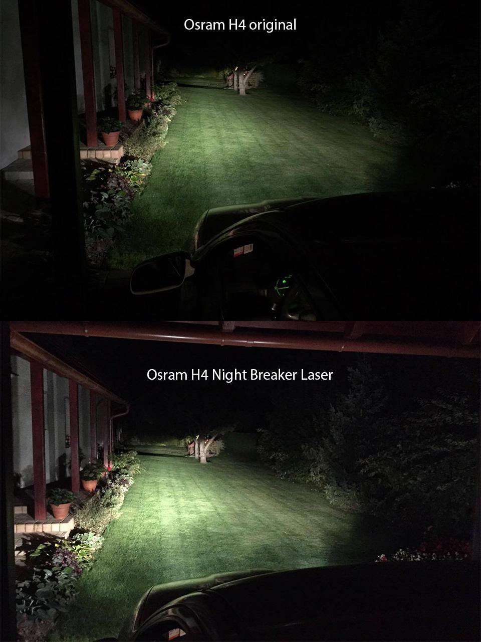 osram h4 12v 60 55w night breaker laser box auto iarovky. Black Bedroom Furniture Sets. Home Design Ideas