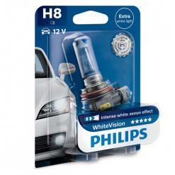 philips white vision H8 12360WHVB1