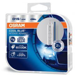Osram D1S Cool Blue Intense 66140CBI-HCB xenonova vybojka