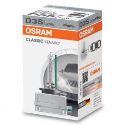 osram D3S classic 66340CLC xenonova vybojka