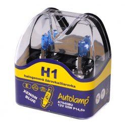 autolamp H1 blue xenon