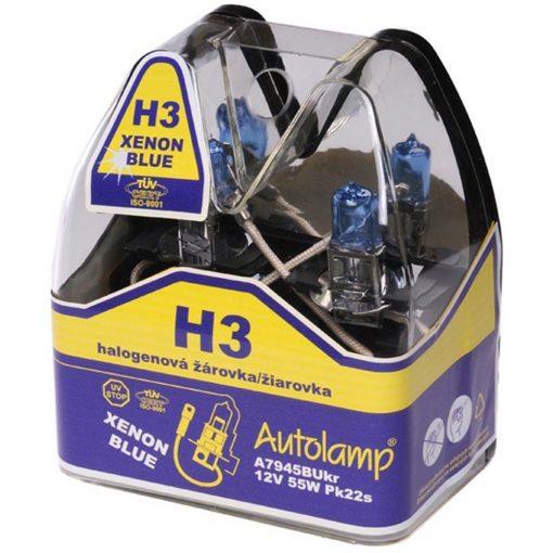 autolamp-H3-blue