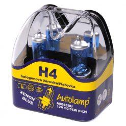 autolamp H4 blue