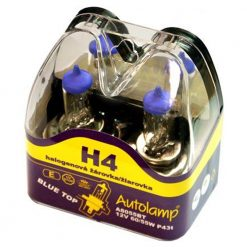 autolamp H4 blue top