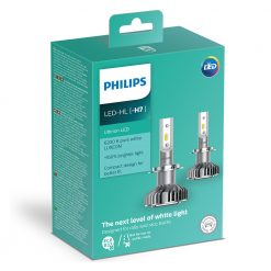 philips led ultinon H7 11972ULWX2