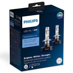 philips led ultinon x-treme vision 12901HPX2