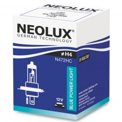 neolux blue power light n472hc h4 1ks