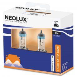 neolux n472el1 2scb h4 extra light 130 duo box