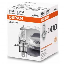 osram classic h4 12v 6055w p43t