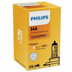 philips premium 30 h4 12v 6055w p43t 1ks